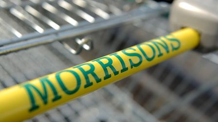 The supermarket price was has hit sales and profits and Morrisons.