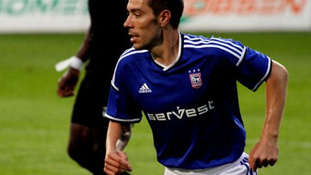 Darren Ambrose played for Ipswich Town's Under-21s in a 1-1 home draw with Sheffield Wednesday last