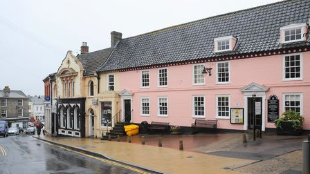 Diss council tax could fall if Roydon joins the town. Picture by: Sonya Duncan