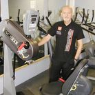 Heart attack victim Steve Morley has qualified as a fitness instructor