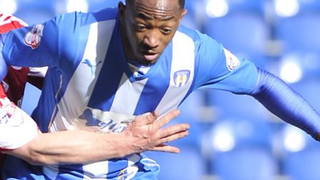 Sanchez Watt, scored the opener in Colchester United's 2-0 win at Leyton Orient