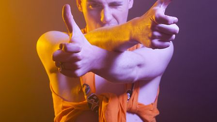 Douze by Xnthony, part of SPILL Festival 2014. Photo: Conor Clinch