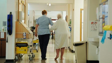 New in-patient submissions have been suspended for three months at Southwold Hospital due to nurse s