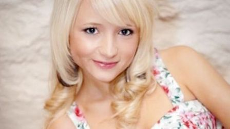 This photo of Hemsby student Hannah Witheridge, 23, has been released by her family who said she was