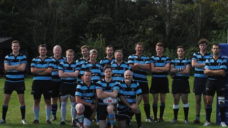 The Exiles rugby club are hoping to make a difference to the lives of people who have lost relatives
