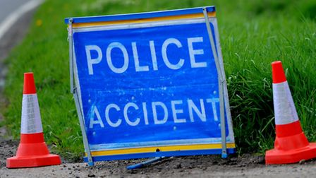Police called to two crashes this morning.