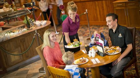 Spending on eating out has continued to rise, desite a fall in spend on other categories of leisure,