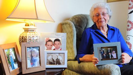 Peggy Burch is a mother, grandmother and great-grandmother.
