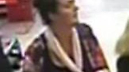 Woman wanted in connection to theft from Asda