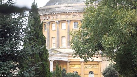 Ickworth House getting ready to open