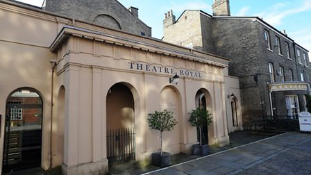 The Theatre Royal in Bury St Edmunds.