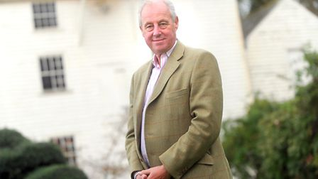 MP Tim Yeo visits the Kersey Mill near Hadleigh. The Mill has now filled all of its shop spaces. Pic