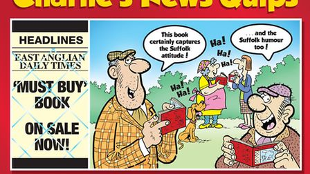 Charlie's News Quips - the book!