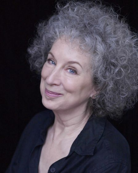 Margaret Atwood. FlipSide 2014 at Snape Maltings, a festival of Brazilian and UK culture in Suffolkm