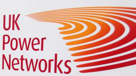 UK Power Networks sign.