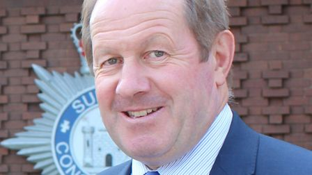 Tim Passmore, police and crime commissioner for Suffolk, backed Suffolk Constabulary to produce reli