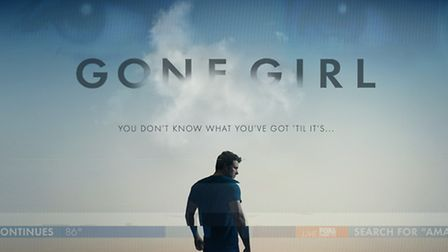 Gone Girl, now showing