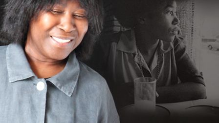 Joan Armatrading, playing The Apex, Bury St Edmunds, this week. Photo by Andrew Catlin