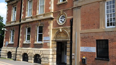 Old Shire Hall - Bury Magistrates Court / Bury Crown Court.
