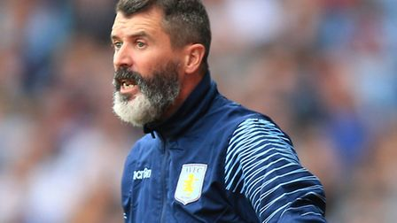 Former Ipswich Town manager Roy Keane