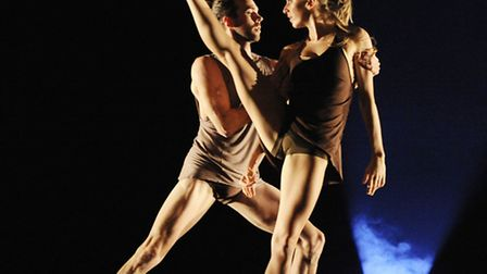 Sydney Dance Company performing at Snape Maltings recently. Stunning images are vital in selling tic