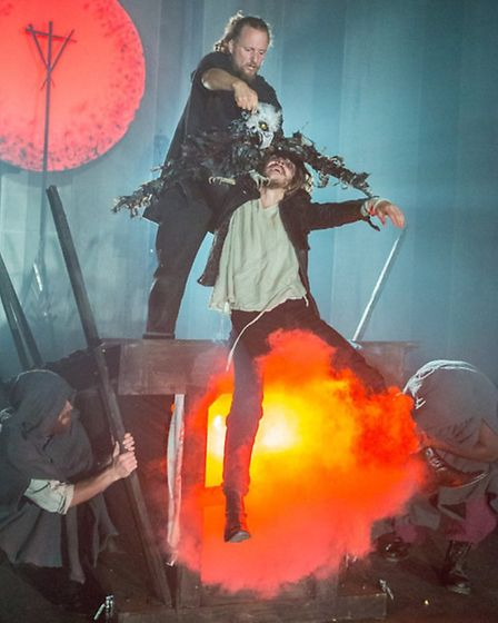 Eastern Angles' Ragnarok, stunning theatrical photography give audiences a hint about the treats in
