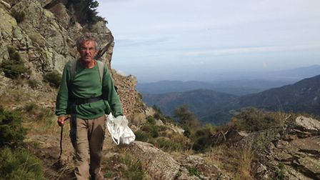 Jack Rosenthal in the Pyrenees
