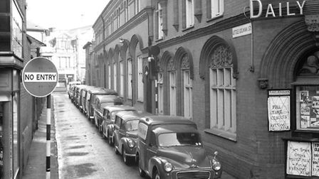 The EADT office and works in 1965.