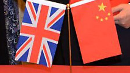 Essex, Suffolk and Norfolk are aiming to strengthen their partnership with the Chinese province of J