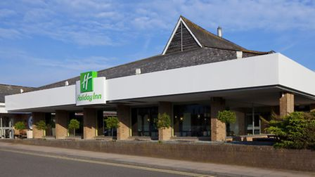 Holiday Inn Ipswich, is now on the market