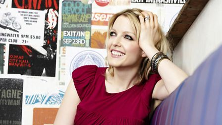 Lauren Laverne, one of the DJs on the BBC's increasingly successful digital radio station 6 Music