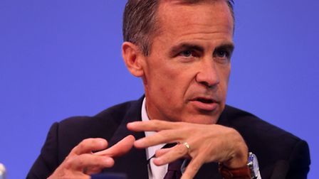 Bank of England governor Mark Carney, who has taken a swipe at reckless bankers who despite causing