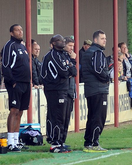 The Witham Town management team