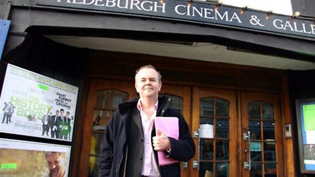 Ian Hislop pictured at the Aldeburgh Documentary Festival in 2006. Ian Hislop is one of a number o
