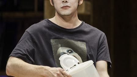Terence Keeley in This is My Family by Tim Firth which is at the New Wolsey Theatre, Ipswich