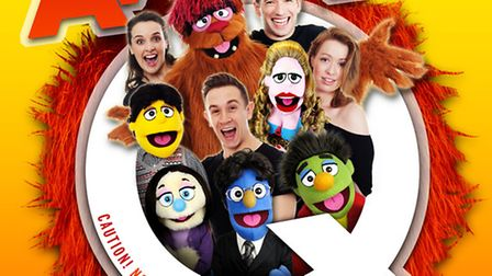 Avenue Q at the Colchester Mercury next year
