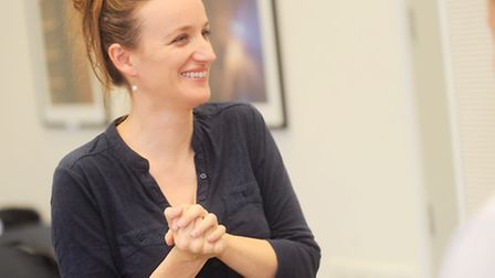 Comedy Workshops with Kate Smurthwaite at the Apex, Bury St Edmunds.