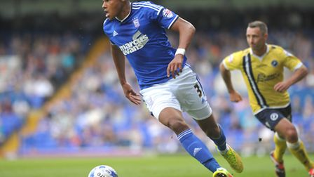 Tyrone Mings was a Crystal Palace target back in August. Photo: Sarah Lucy Brown
