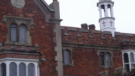 Hospital of the Holy and Blessed Trinity, Long Melford