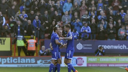Noel Hunt is the man of the moment after coming on as a late Substitution to score Ipswich's injury