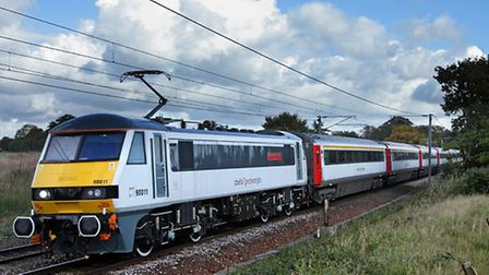 The number of passenger journeys within the county rose from 3.99million in 2011/12 to 4.47m in 2012