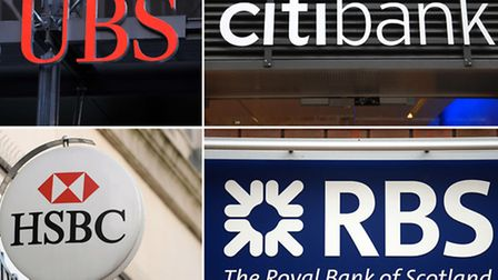 Five banks have been fined by authorities in the UK, US and Switzerland over the rigging of foreign