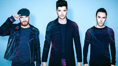 The Script are heading to Thetford Forest