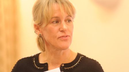 Minette Batters, deputy president of the National Farmers' Union will address the Suffolk Annual Co