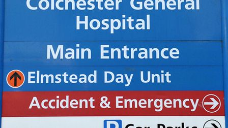 Colchester Hospital's A&E department remains in the grip of a major incident