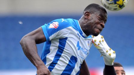 Magnus Okuonghae, who looks set for a long spell on the sidelines