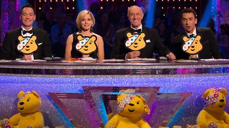 The BBC fundraising event takes place today and will be televised from 7:30pm. Picture: BBC