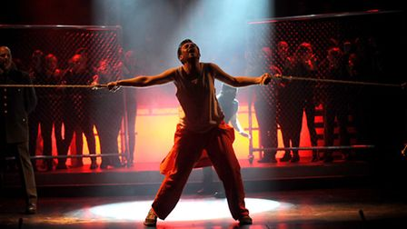 The Irving Stage Company performing 'Jesus Christ Superstar' at the Theatre Royal in Bury St Edmunds