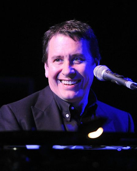 Jools Holland performing at The Regent in Ipswich.;