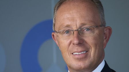 Mike Randall, chief executive of Close Brothers Asset Finance.